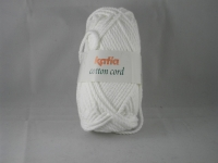Cotton Cord weiss - 00050